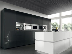 los angeles kitchen cabinets - miton high quality italian kitchen