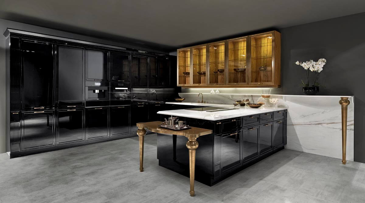 Home Italian Kitchen Cabinets European Kitchen Cabinets La Modern Kitchen Cabinets Los