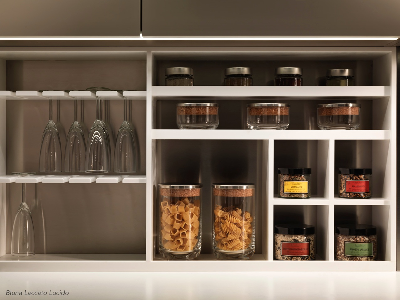 modern binova bluna 14 italian kitchen cabinets