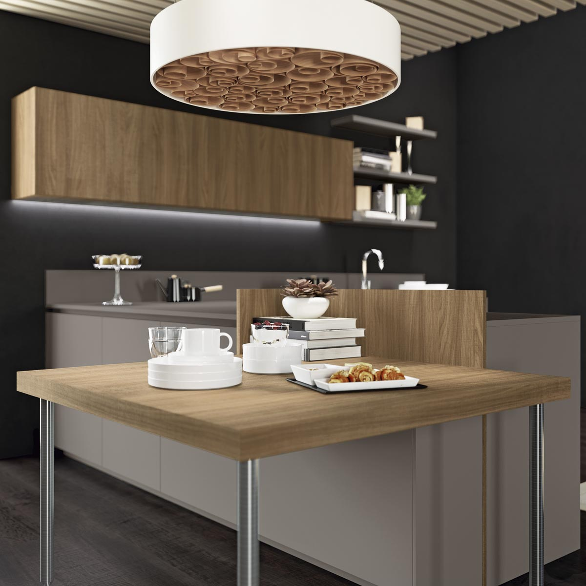 Modern kitchen cabinets los angeles ca american hwy for Kitchen cabinets 90045