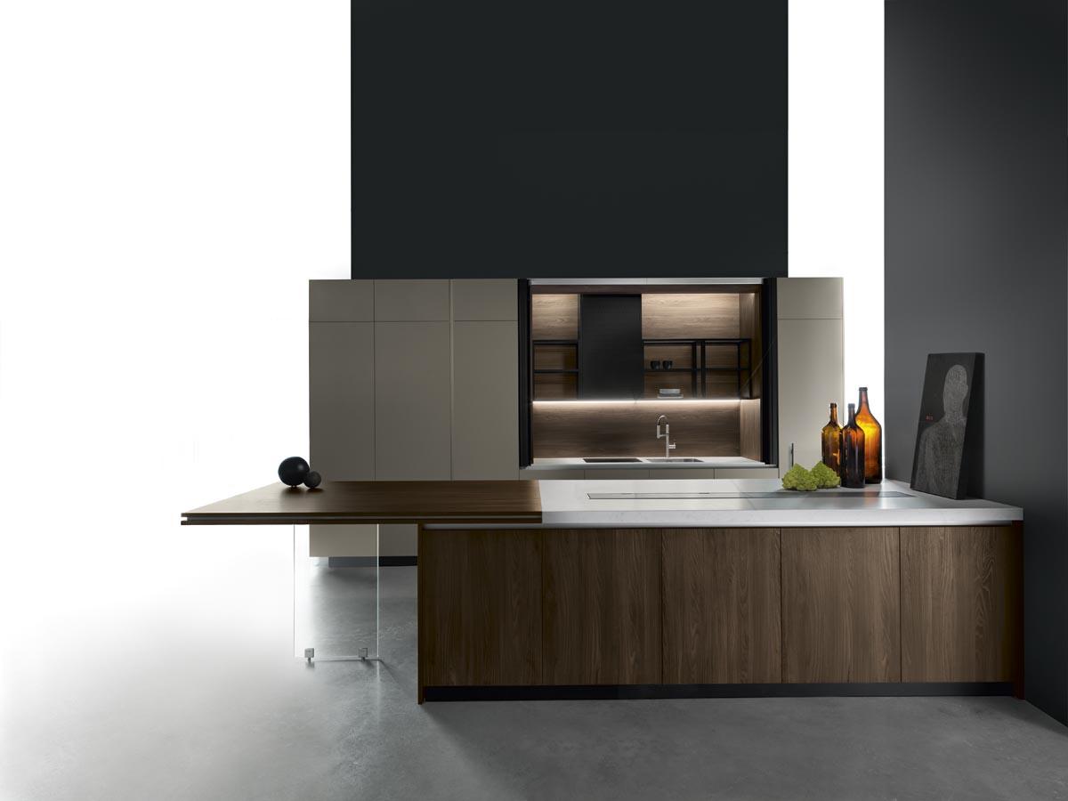 Skin 30 italian kitchen cabinets european kitchen - Cucine binova opinioni ...