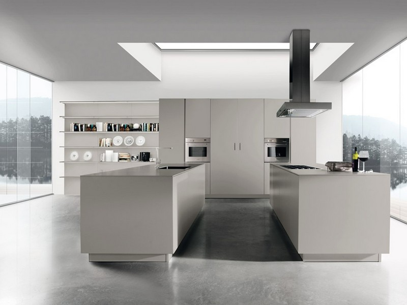 contemporary kitchen designs photos modern miton sincro matt 11 italian kitchen cabinets 5716