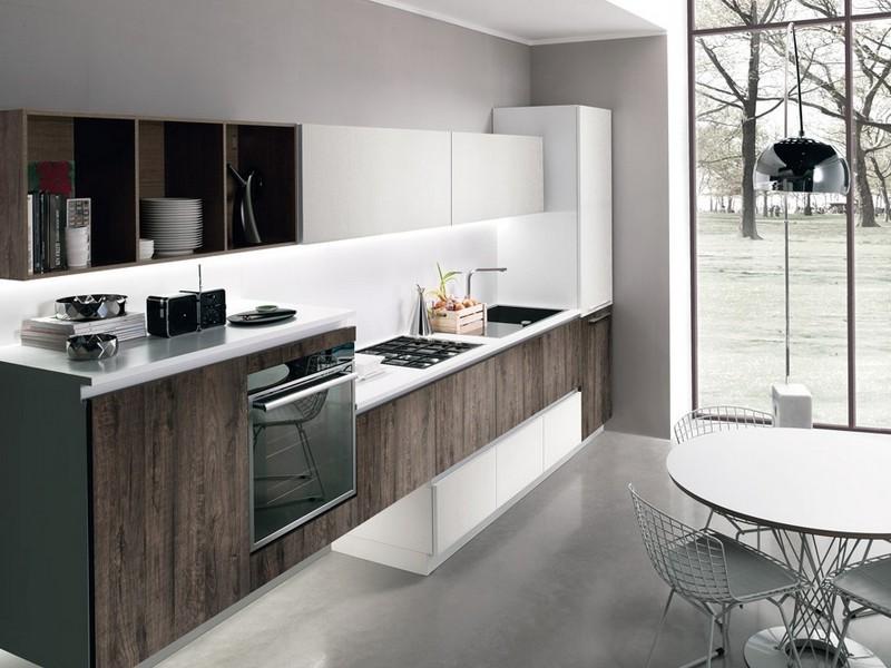 Kitchen cabinets Arcadia - SINCRO WOOD (Italy) - buy ...