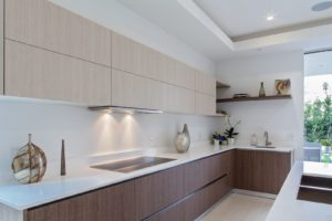 Modern kitchen cabinets by design