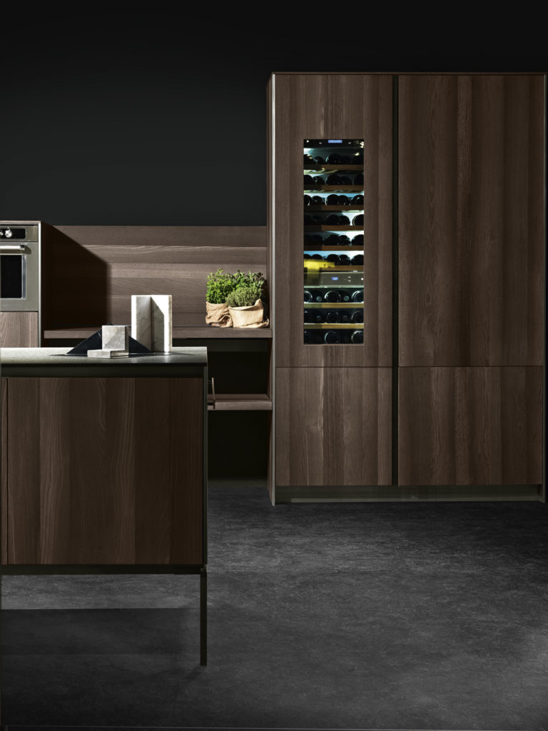 Italian cabinetry by MEF Inc