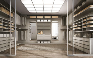 KICO WALK-IN CLOSETS