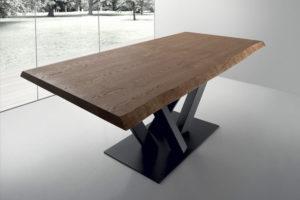 TREE BARK TABLE